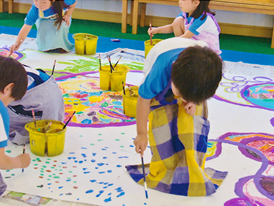松山市の保育・預かり保育 | 二神塾幼稚舎 | ふたがみじゅく幼稚舎